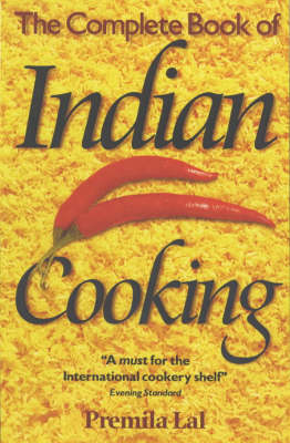 The Complete Book of Indian Cooking (Paperback)