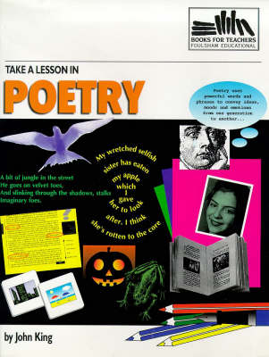Take a Lesson in Poetry - Take a lesson (Paperback)