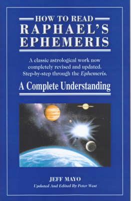 """How to Read Raphael's """"Ephemeris"""" (Paperback)"""
