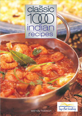 The Classic 1000 Indian Recipes (Paperback)
