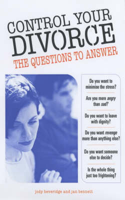 Control Your Divorce: The Questions to Answer (Paperback)