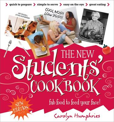 The New Students' Cook Book (Paperback)