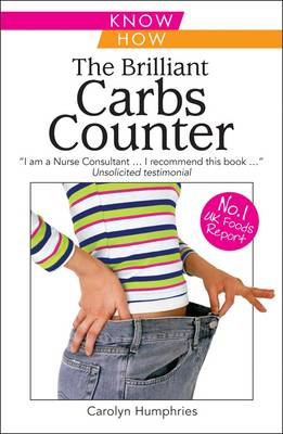 The Brilliant Carb Counter (Paperback)