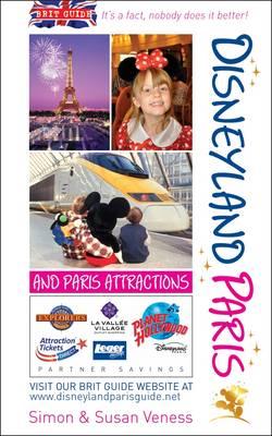 Brit Guide DisneyLand Paris 2012-3 (Paperback)