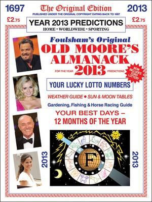 Old Moore's Almanack 2013 (Paperback)