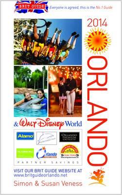 Brit Guide Orlando 2014 - Brit Guides (Paperback)