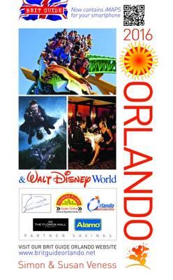Brit Guide to Orlando 2016 - Brit Guide (Paperback)