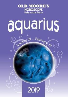 Old Moore's Horoscope Aquarius 2019 (Paperback)