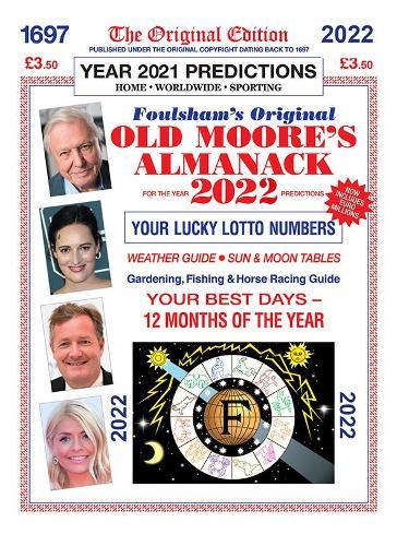 Old Moore's Almanac 2022 (Paperback)