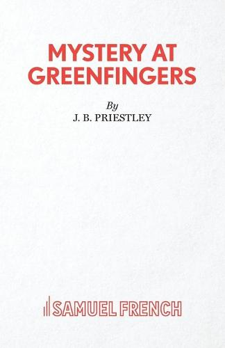 Mystery at Greenfingers - Acting Edition S. (Paperback)