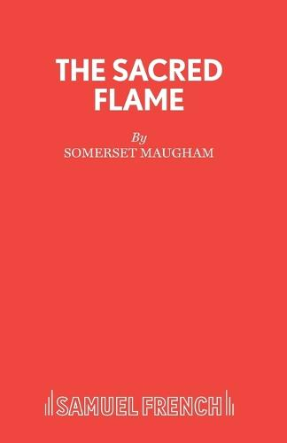 Sacred Flame: Play - Acting Edition S. (Paperback)