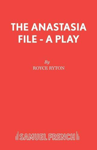 The Anastasia File - Acting Edition S. (Paperback)