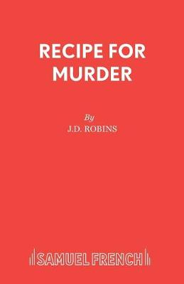 Recipe for Murder - French's Acting Edition S. (Paperback)