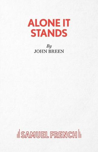Alone it Stands (Paperback)