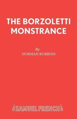 The Borzoletti Monstrance (Paperback)