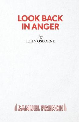 Look Back in Anger - Acting Edition (Paperback)