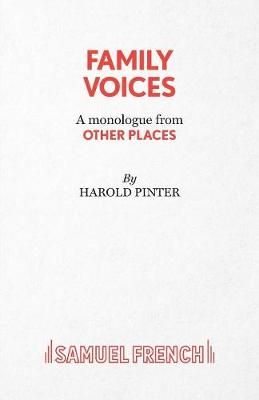 Other Places: Family Voices - Acting Edition S. (Paperback)