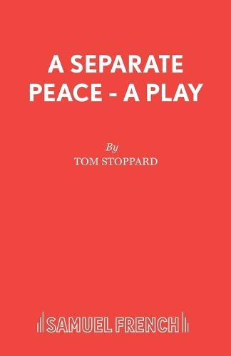 Separate Peace - Acting Edition S. (Paperback)