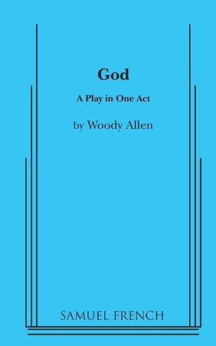 God: A Comedy in One Act (Paperback)