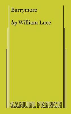 Barrymore (Paperback)