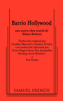 Barrio Hollywood (Spanish Trans.) (Paperback)