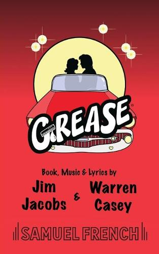 """Cover """"Grease"""""""