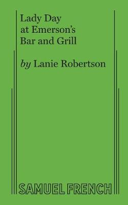 Lady Day at Emerson's Bar and Grill (Paperback)