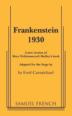 Frankenstein 1930 (Paperback)