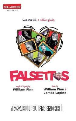 Falsettos (UK Programme text) (Paperback)