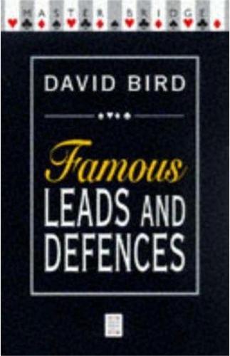 Famous Leads And Defences - Master Bridge (Paperback)