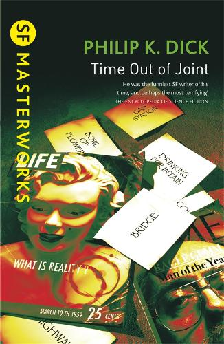 Time Out Of Joint - S.F. Masterworks (Paperback)