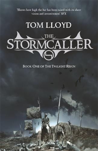 The Stormcaller: The Twilight Reign: Book 1 - TWILIGHT REIGN (Paperback)