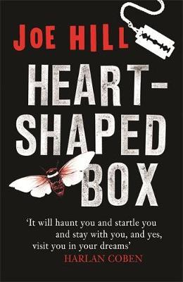 Heart-Shaped Box (Paperback)