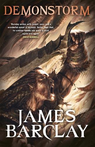 Demonstorm: The Legends of the Raven 3 - The Legends of the Raven (Paperback)