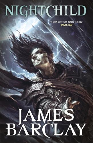 Nightchild: The Chronicles of the Raven 3 - The Chronicles of the Raven (Paperback)