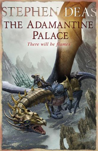 The Adamantine Palace (Paperback)