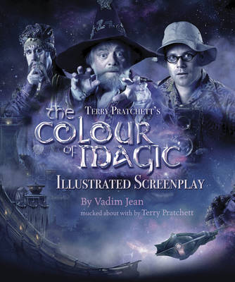 The Colour of Magic: The Illustrated Screenplay (Paperback)