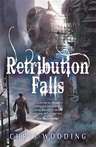 Retribution Falls: Tales of the Ketty Jay (Paperback)
