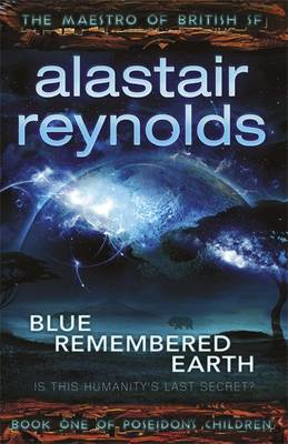Blue Remembered Earth (Paperback)