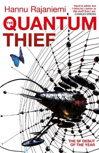 The Quantum Thief (Paperback)