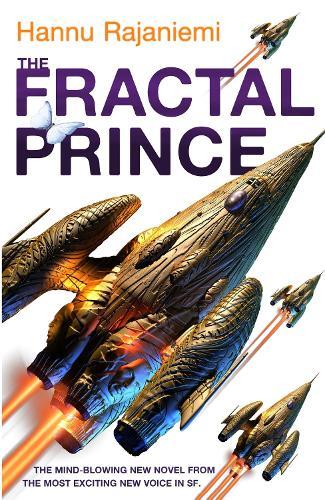 The Fractal Prince (Paperback)