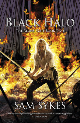 Black Halo (Hardback)