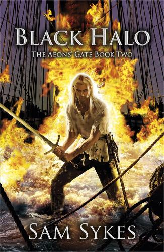 Black Halo - The Aeons' Gate (Paperback)