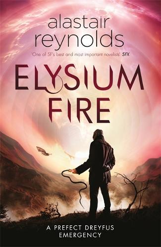 Elysium Fire (Hardback)
