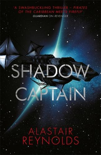 Shadow Captain - Revenger (Hardback)