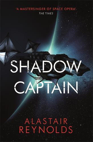 Shadow Captain - Revenger (Paperback)