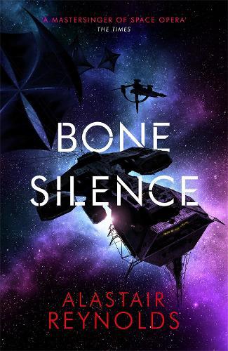 Bone Silence - Revenger (Paperback)