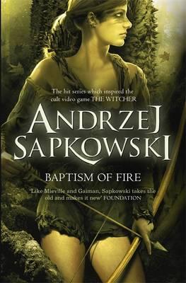 Baptism of Fire (Paperback)