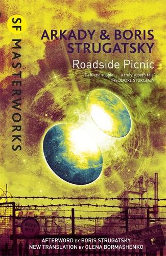 Roadside Picnic (Paperback)