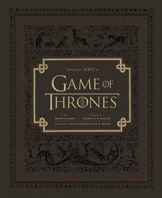 Inside HBO's Game of Thrones (Hardback)